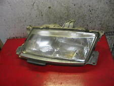 99 01 00 saab 9-5 oem drivers side left headlight head light assembly