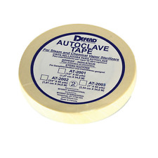 "Defend Autoclave Tape - 1"" x 60 yds - 2.54cm x 54.6M - Tattoo - Sterilization"