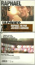 RARE / CD + DVD COLLECTOR - RAPHAEL : LIVE ( NEUF EMBALLE )