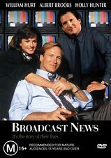 Broadcast News   =  LIKE NEW DVD R4