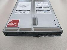 HP Bladeserver BL860c G1, 2 x Itanium II 9040, no memory, no disk