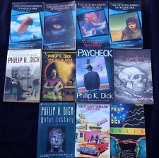 Philip K. Dick Set 11 Books Short Story Collections Uncommon