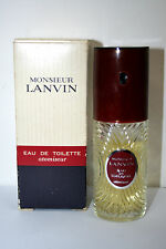 Lanvin - Monsieur Lanvin  - spray - EDT 60 ml - rare - Vintage