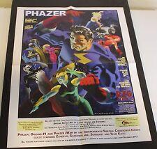 PHAZER - Origins #1 Promotional Poster (BX3)