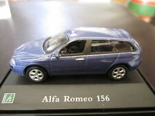 Cararama 1:72 Alfa Romeo 156 Station Wagon Diecast Model w/ Display Case