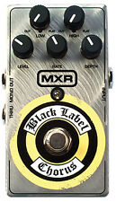 MXR ZW38 Black Label Chorus Effects Pedal, Brand New In Box !