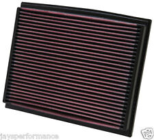 33-2209 K&N PERFORMANCE AIR FILTER - AUDI A4, S4, RS4 (B6, B7)