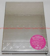 New SNSD GIRLS'GENERATION 4th TOUR Phantasia in JAPAN 2 DVD Booklet UPBH-20157