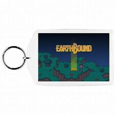 Super Nintendo Snes EARTHBOUND Game Cover Cartridge Keychain #4