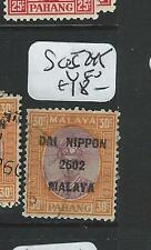 MALAYA JAPANESE OCCUPATION PAHANG (PP0803B) DN 30C SG SG245   VFU