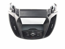 2013 2014 Ford Escape Radio Bezel  Control Panel Trim W/Vents Sony Audio 8in