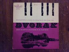 DVORAK PIANO QUINTET OP.81 EDITH FARNADI BARYLLI QUARTETT WESTMINSTER USA LP