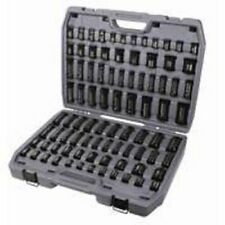 NEW INGERSOLL RAND SK34C86 86 PIECE SAE & METRIC IMPACT SOCKET WRENCH SET S