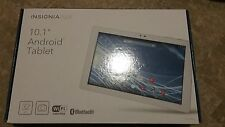 Insignia Flex 32GB, Wi-Fi, 10.1in - White & Silver