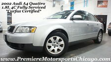 Audi : A4 4dr Sdn 1.8T