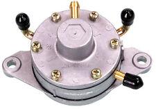 Mikuni - DF52-73 - Fuel Pump, Dual Outlet - Round - Flush Mount