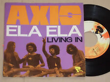 """Axis-Living in - 7"""" 45"""
