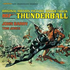 James Bond / John Barry - Thunderball (Soundtrack) 180g 1LP Vinyl NEU+OVP!!