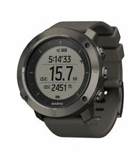 Suunto Traverse Graphite GPS Outdoor Watch For Hiking and Trekking - SS022226000