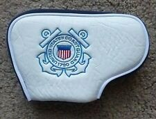 United States Coast Guard 1790 USA Blade Putter Golf Head Cover ~ Embroidered