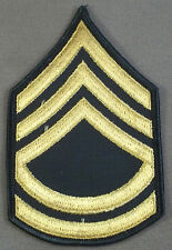 US Army Large Sleeve Rank Insignia Sergeant First Class E-7 / ME / New Pair