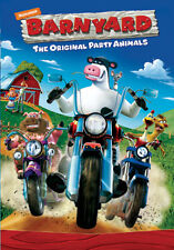 BARNYARD - DVD - REGION 2 UK