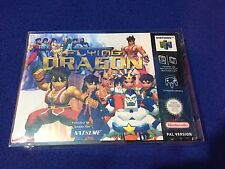ULTRA RARE BRAND NEW FLYING DRAGON 64 NINTENDO 64 GAME PAL N64