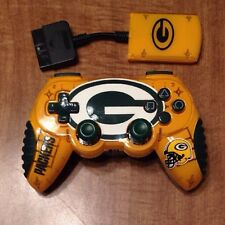 Wireless Madcatz NFL Control Pad Green Bay Packers Playstation 2 w/Dongle