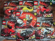 Lego Shell full set 2012 NEW 30190 30191 30192 30193 30194 30195 30196
