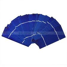 "80x 78x26mm 3x1"" Poly PV Solar Cells DIY for Mini Panel,Solar Various Toys"