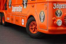 Exoto 43 Jagermeister Bartoletti 306/2 Race Car Transporter / 1:43 / EXO00039