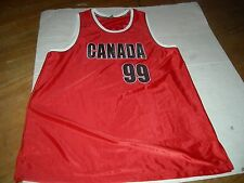 CANADA #99 XL and SUPER LONG Jersey,AWESOME QUALITY, GREAT LOOK, GREAT GIFT