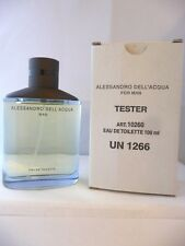 ALESSANDRO DELL'ACQUA FOR MEN 3.4 OZ(100ML) EAU DE TOILETTE SPRAY