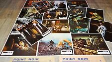 POINT NOIR  ! blaxploitation  jules dassin jeu 16 photos cinema lobby cards 1968
