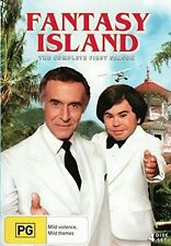 FANTASY ISLAND : SEASON 1  -   DVD - UK Compatible - New sealed