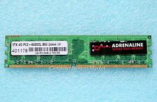 One    4GB PC2-6400 DDR2 800 Non ECC 240 Pin By VISIONTEK   Desktop Memory