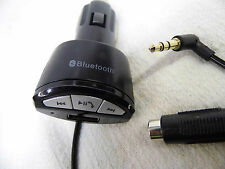 BLUETOOTH IN CAR HANDSFREE UNIT & MUSIC STREAMING. PORTABLE. AUSSIE SELLER.
