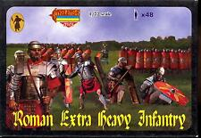 Strelets Models 1/72 ROMAN EXTRA HEAVY INFANTRY Figure Set