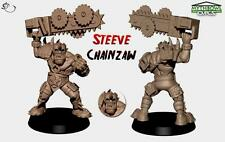 RN Estudio Myth Bowl Steeve Ork Chainsaw Star Player