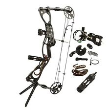 M127 Archery Compound Bow Right&Left Hand Outdoor Hunting Bow&Arrow Set