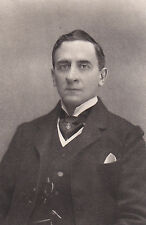 c1895  Antique Portrait- Sir John Hare - English Actor & London Theatre Manager