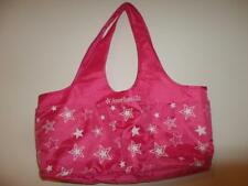 American Girl Doll Carrier Starry Pink Tote Storage VHTF Retired  2 Dolls Fit