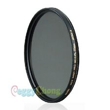 NiSi 52mm DW1 Wide Band Pro MC CPL C-PL Circular Polarizing Camera Lens Filter