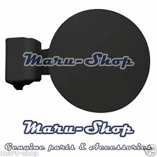 Unpainted Fuel Gas Tank Filler Door Cap Cover for 12~17 Kia Rio5