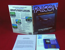Atari ST: Falcon: Operation: Firefight - Falcon Mission Disk II