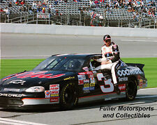 DALE EARNHARDT SR 1998 DAYTONA 500 WINNER #3 CHEVY NASCAR 8X10 PHOTO WINSTON CUP