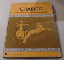 SPI Prestags CHARIOT - Tactical Warfare Game Biblical  Age - Unpunched