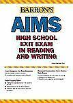Barron's AIMS Reading and Writing: Arizona's Instrument to Measure Standards, Hi