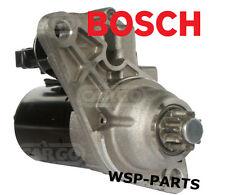 AUDI SEAT SKODA VW ANLASSER STARTER BOSCH 0001120400 0001120401 02T911023G NEU