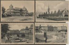 Copenhagen Denmark Postcards Borsen Langelinie War Destruction Building  L.261